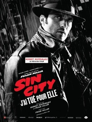SIN CITY : DAME TO KILL FOR – Robert Rodriguez – French Imported Movie Wall Poster Print - 30CM X 43CM Brand New (Dvd City Für Sin Kill To Dame)