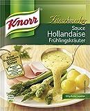 Knorr Feinschmecker Hollandaise Frühlingskräuter Soße 250 ml
