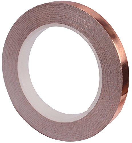 kupfer-folie-tape-mit-leitfahigem-kleber-6-x-33-meter-handwerk-gebeizt-glas-loten-elektro-reparature