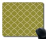 TOM Mousepad grün Teppich Stil 24cm durch 20cm Rechteck Form Mauspad natürlichen Eco Gummi Durable Computer Desk Stationery Zubehör Maus Pads für Geschenk t160617037