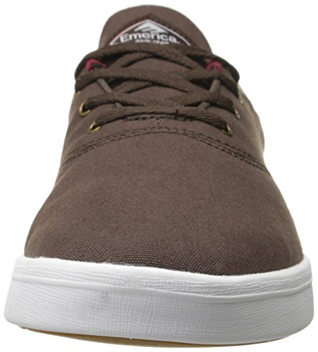 Emerica The Reynolds Cruiser Lt Skate Shoes red / white / rouge Taille Brown-White