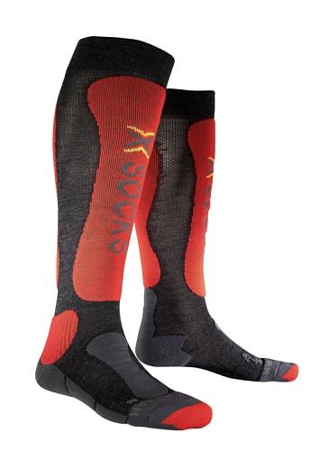 X - Socks - Calcetines de esquí, tamaño 42 - 44, color...