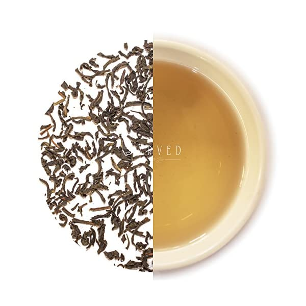 Jarved-Organic-Whole-Leaf-Assam-Black-Tea-45-Day-Herbal-Detox-and-Slimming-Tea-Premium-Grade-100g-Makes-45-Cups-Free-Ebook-on-Tea-Recipes