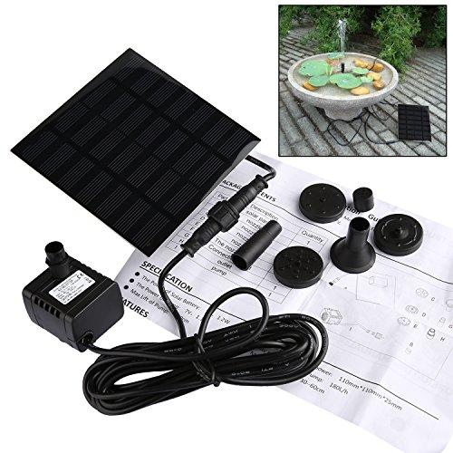 pompa acqua pannello solare usato vedi tutte i 128 prezzi. Black Bedroom Furniture Sets. Home Design Ideas