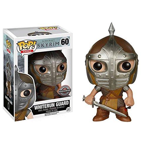 Preisvergleich Produktbild Funko - Figurine Skyrim Elder Scrolls - Whiterun Guard Exclu Pop 10cm - 0849803060657