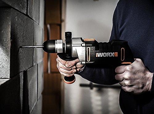 Worx WX318 – Schlagbohrmaschine mit 810W - 4