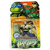 giochi preziosi 53053 ninja base turtles pers. foot gunner