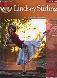 Violin Playalong Vol.035 Lindsey Stirling + Cd