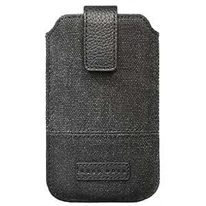 Hugo Boss Explorer Scout Housse Universel pour Smartphone Taille XL Noir