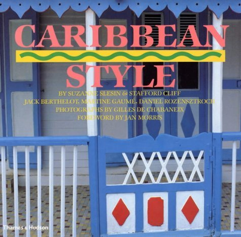 Caribbean Style by Suzanne Slesin (2002-03-25)