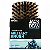 Jack Dean Gentlemen's Military Hair Brush