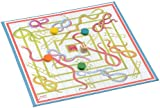 Luxury Snakes & Ladders - Snakes and Ladders Board Game Wooden Pieces