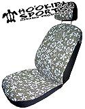 Hookipa Hawaii Sitzbezüge - Vorne II (Einzelsitz), Farbe:Grau