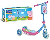Mondo 28181 - My First Scooter Peppa Pig, Monopattino Baby, 3 Ruote