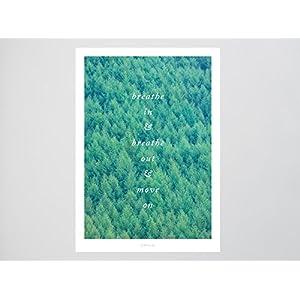 Kunstdruck Poster / Move On