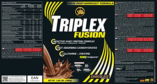 All Stars Triplex Protein-Creatin-Mix