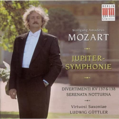 "Symphony No. 41 in C major, K. 551, ""Jupiter"": II. Andante cantabile"