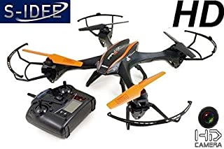s-idee 01217 Quadrocopter U842 HD KAMERA 4.5 Kanal 2.4 Ghz Drohne mit Gyroscope Technik Akkuwarner (B00A9UCBJO) | Amazon price tracker / tracking, Amazon price history charts, Amazon price watches, Amazon price drop alerts