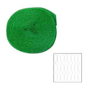 Vogelschutznetz 2x10m Masche 8x8mm Teichnetz Laubschutznetz Schutznetz Netz