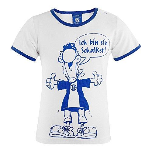 FC Schalke 04–Camiseta Baby Erwin, 98/104