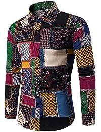 incontrare 88780 79761 Amazon.it: camicia fantasia: Abbigliamento