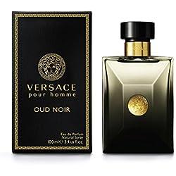 Versace Oud Noir Eau De Parfum pour Homme 100 ml