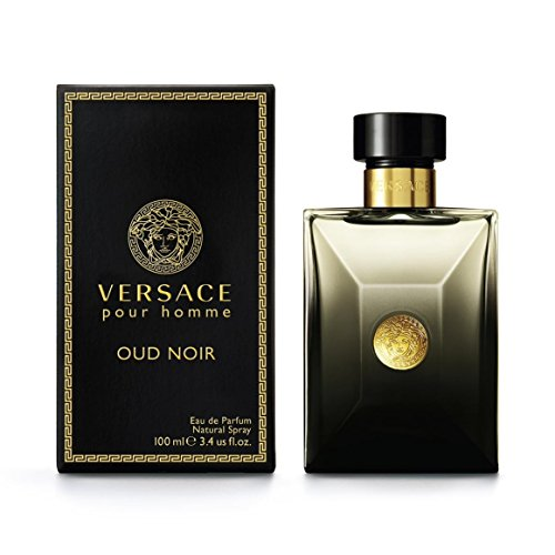 Versace Pour Homme Oud Noir 100ml Eau de Parfum