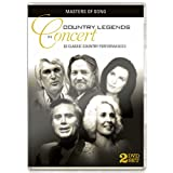 Country Legends In Concert - 2 DVD Set by Zestify