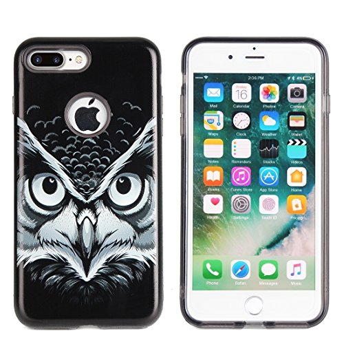 Hülle für iPhone 7 plus , Schutzhülle Für iPhone 7 Plus TPU + PC Relief Kombination Fall ,hülle für iPhone 7 plus , case for iphone 7 plus ( SKU : Ip7p1232f ) Ip7p1232c