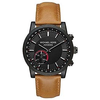 Michael Kors Reloj Analogico para Unisex de Cuarzo con Correa en Cuero MKT4026