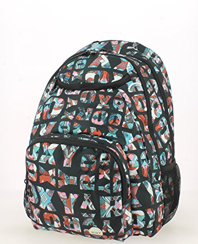 Roxy Shadow Swell Mochila tipo casual, 40 cm, 24 litros, Anthracite