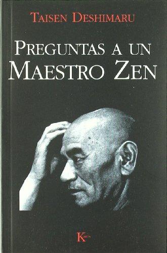 Preguntas a un maestro Zen (Sabiduría Perenne) por Taisen Deshimaru