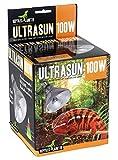 Reptiles Planet Lampe für Reptilien, mit Dampf, Quecksilber, UVA, UVB, Ultrasun 100W