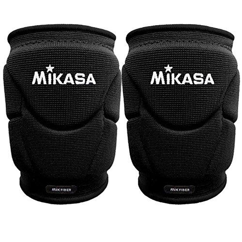 Mikasa MT9kinpy Paar Knieschoner Volleyball Profi schwarz