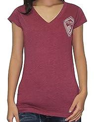 MLS Colorado Rapids femmes Rhinestones T-Shirt (Vintage Look)