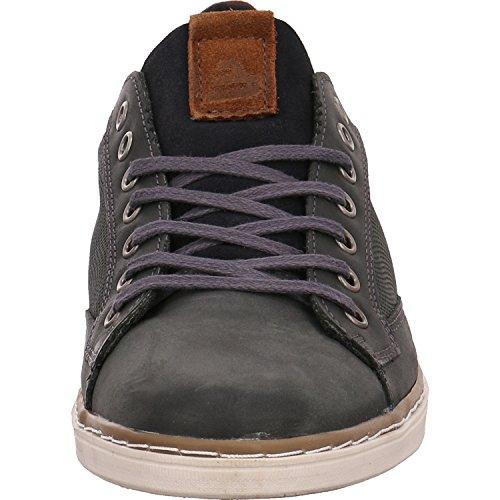 BULLBOXER  399p25010fp3nasu, Chaussures de ville à lacets pour homme Bleu