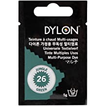 DYLON múltiples (tinte de prendas de vestir y textiles) 5g col.26 selva verde