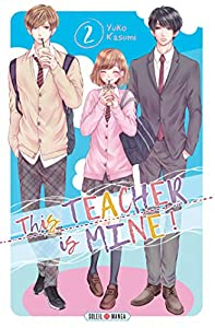 This Teacher is Mine! Edition simple Tome 2