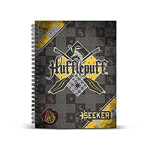 HARRY POTTER- Libretas Y Cuadernos, (Karactermania KM-38185)