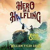 Best Fantasy Audiobooks - Hero in a Halfling: Epik Fantasy, Book 1 Review