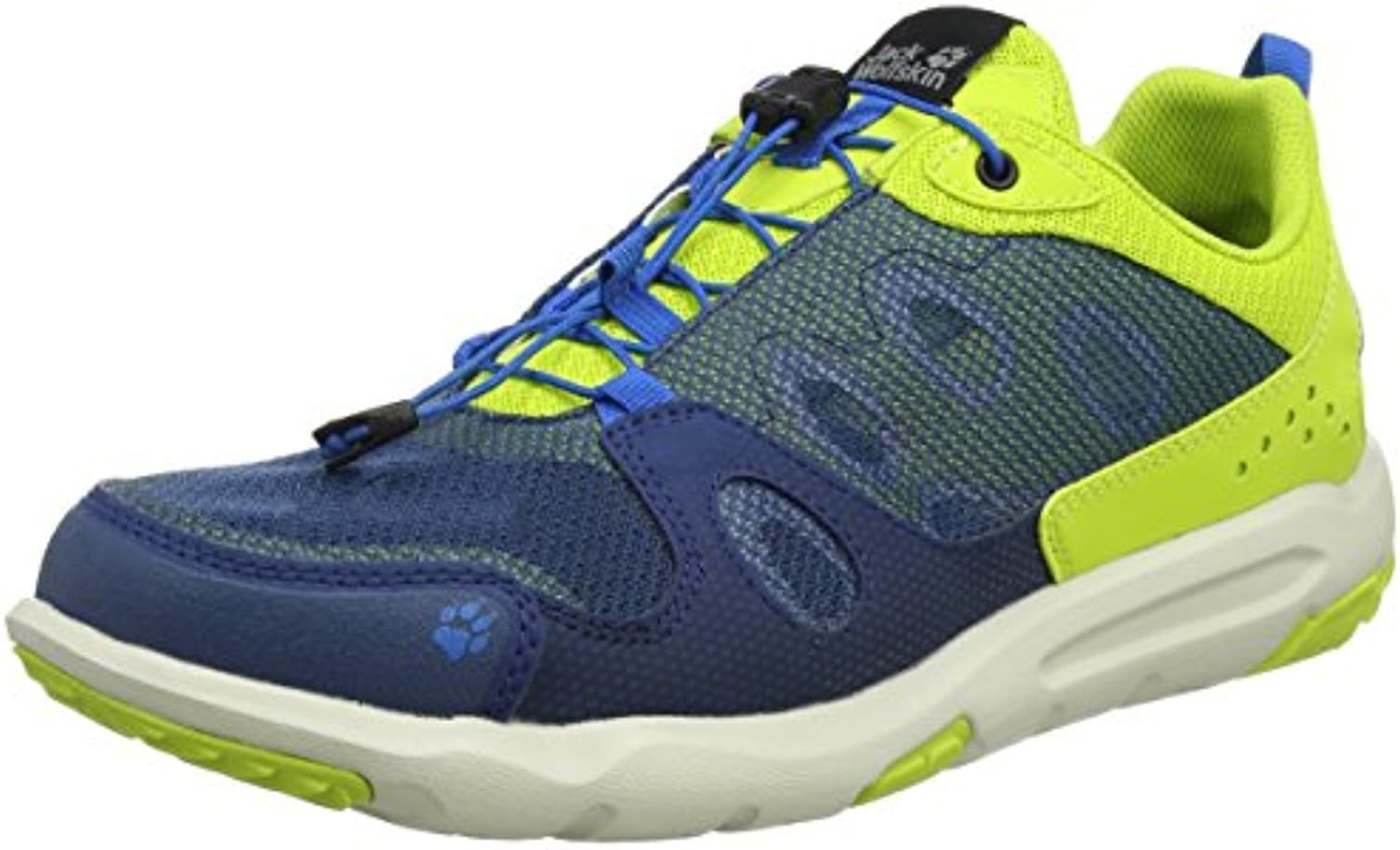 Jack Wolfskin Monterey Air Low M, Zapatillas de Cross para Hombre