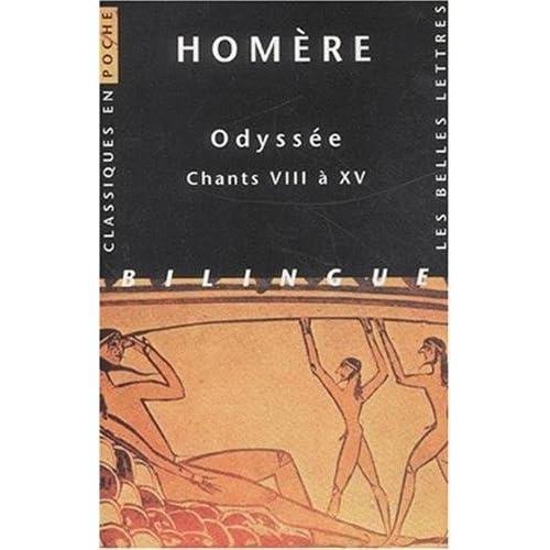 Odyssée, tome 2 : Chants VIII à XV