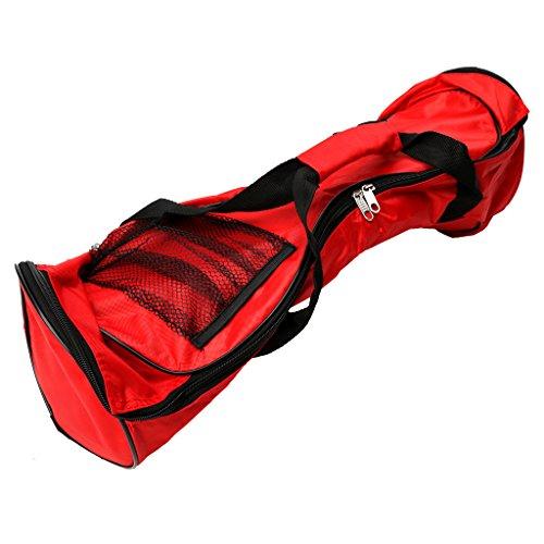 Lunji Custodia per il trasporto Hoverboard 6.5pollici impermeabile, rosso