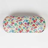 Étui à lunettes Motif Floral rétro Par Sass and Belle, spec-tacular accessoires de Dimensions de Chaque sac à main : 6 x 16 x 4 cm