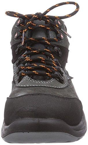 Cinzento azeitona Mts De Segurança Adulto Laranja S1p Base Santos Sapatos Flex Cor 4715 Cinzento De Montis Uk 77gOwqH