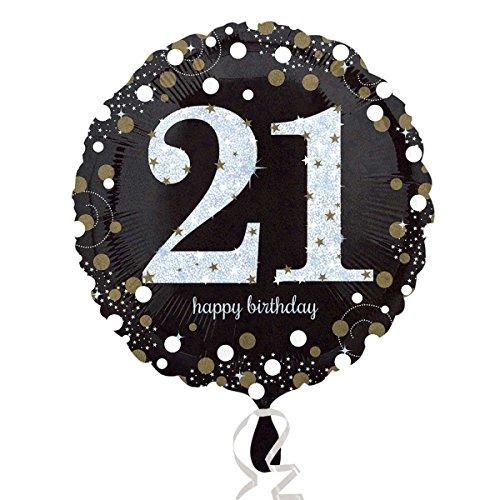 Geburtstag Folie Luftballons ()