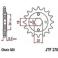 jtSprockets Pignone Honda CMX 250 C Rebel 12 denti 520 JTF270.12