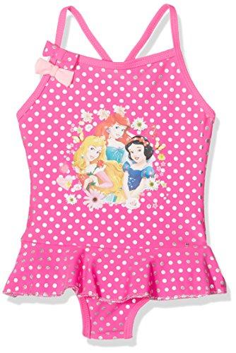 Marvel Mädchen Monokini 17-2435 TC Pink (Fushia), 3 Jahre (Hersteller Größe: 98 cm)