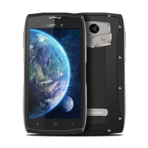 Smartphone Incassable, Blackview BV7000 (4G - Écran 5.0'...