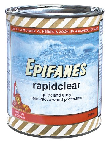 VARNISH QUICK DRYING - RAPIDCLEAR 750 ML 750ML - EPIFANES Test